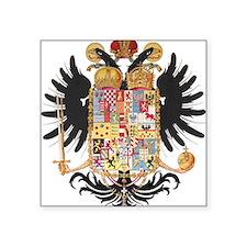 German Coat of Arms Vintage 1765 Sticker