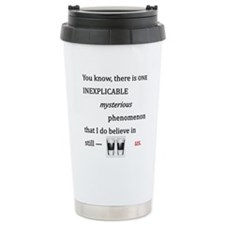 Believe in Us Travel Mug