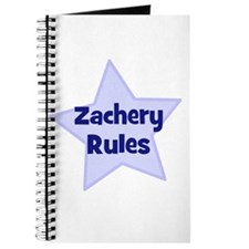 Zachery Rules Journal