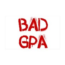 BAD GPA Wall Decal