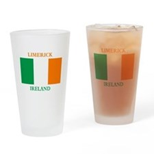 Limerick Ireland Drinking Glass