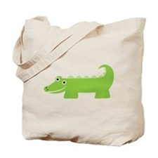 Cute Little Alligator Tote Bag