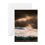Near Silver Cliff, Colorado Greeting Cards (Pk of