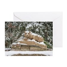 Nittany Lion Christmas Cards (Pk Of 10)