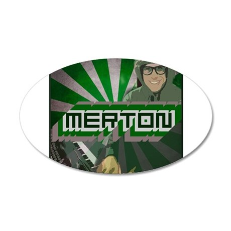 Merton by Jenny S. Wall Decal