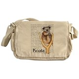Koala.jpg Messenger Bag
