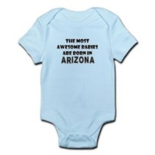 THE MOST AWESOME BABIES ARE BORN IN ARIZONA Body S