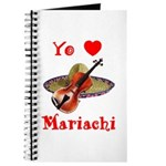 Yo Amo Mariachi Journal