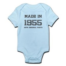 MADE IN 1955 100% ORIGINAL PARTS Body Suit