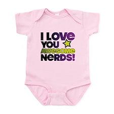 Awesome Nerds Infant Bodysuit