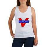 V for Vlogging Tank Top