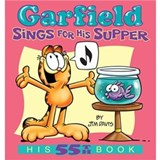 Garfield Sings For His Supper: Book 55