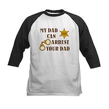 Arrest Your Dad Deputy Baseball Jersey