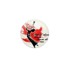 Why Dance Mini Button (10 pack)