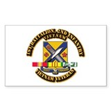 1st Battalion, 2nd Infantry Decal