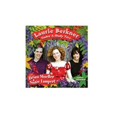 The Laurie Berkner Band CD -- Under a Shady Tree
