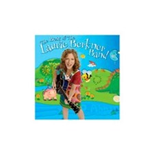 The Laurie Berkner Band CD -- The Best of the Laur