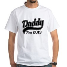 Daddy Since 2013 Shirt