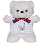 Class of 2019 Butterfly Teddy Bear