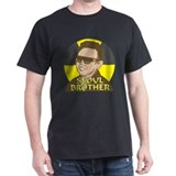Kim Jong Il Black T-Shirt