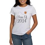 Class of 2024 Butterfly Women's T-Shirt