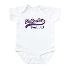 Big Brother Since 2013 Infant Bodysuit