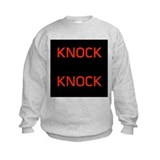 Knock Knock Sweatshirt