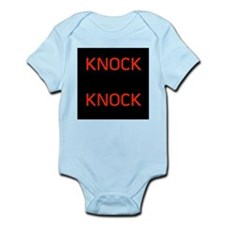 Knock Knock Infant Bodysuit