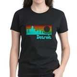 Retro Vintage Detroit T-Shirt