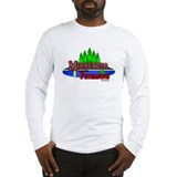 "Minnesota ""Land of ..."" Long Sleeve T-Shirt"