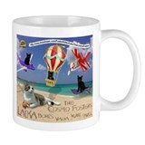 Cosmo Fosters on the Beach Mug