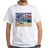 Cosmo Fosters on the Beach T-Shirt