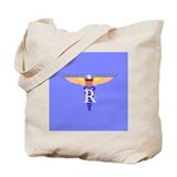 US Air Force Pharmacy Tech Tote Bag