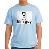 Film Guy Ash Grey T-Shirt