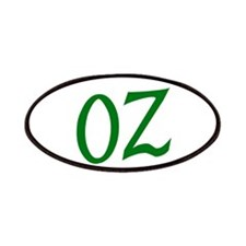 OZ in Green Patches
