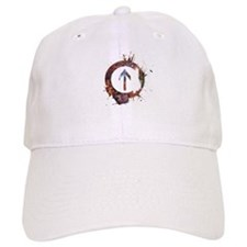 Above Influence - Cosmic Baseball Baseball Cap