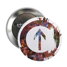 "Above Influence - Cosmic 2.25"" Button (10 pack)"