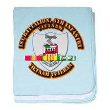 Army - 1st Battalion, 5th Infantry w SVC Ribbons b