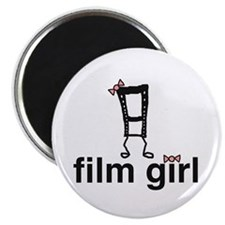 Film Girl Magnet