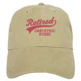 Retired Obstetric Nurse Baseball Cap
