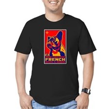 fr_bulldog2_dark T-Shirt