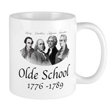 Olde School Small Mug