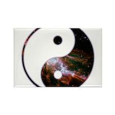 Yin Yang - Cosmic Rectangle Magnet