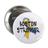 "Boston Stronger 2.25"" Button"