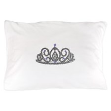 Tiaras and Crowns Pillow Case