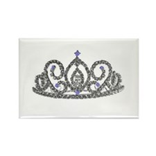 Princess/Tiara Rectangle Magnet (10 pack)
