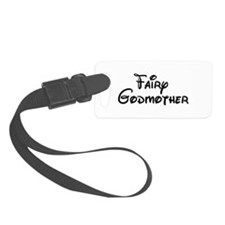 Fairy Godmother's Luggage Tag