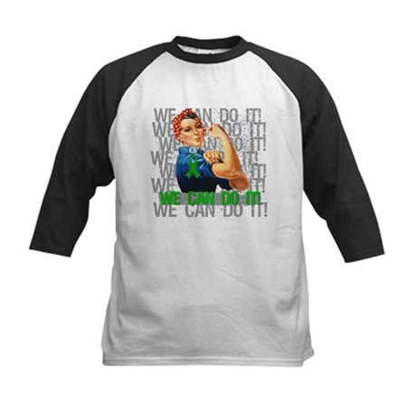Rosie Riveter Spinal Cord Injury Baseball Jersey