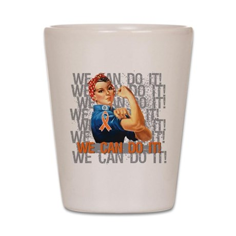 Rosie The Riveter RSD Shot Glass