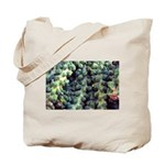 Tote Bag Brussels Sprouts on Stalks
